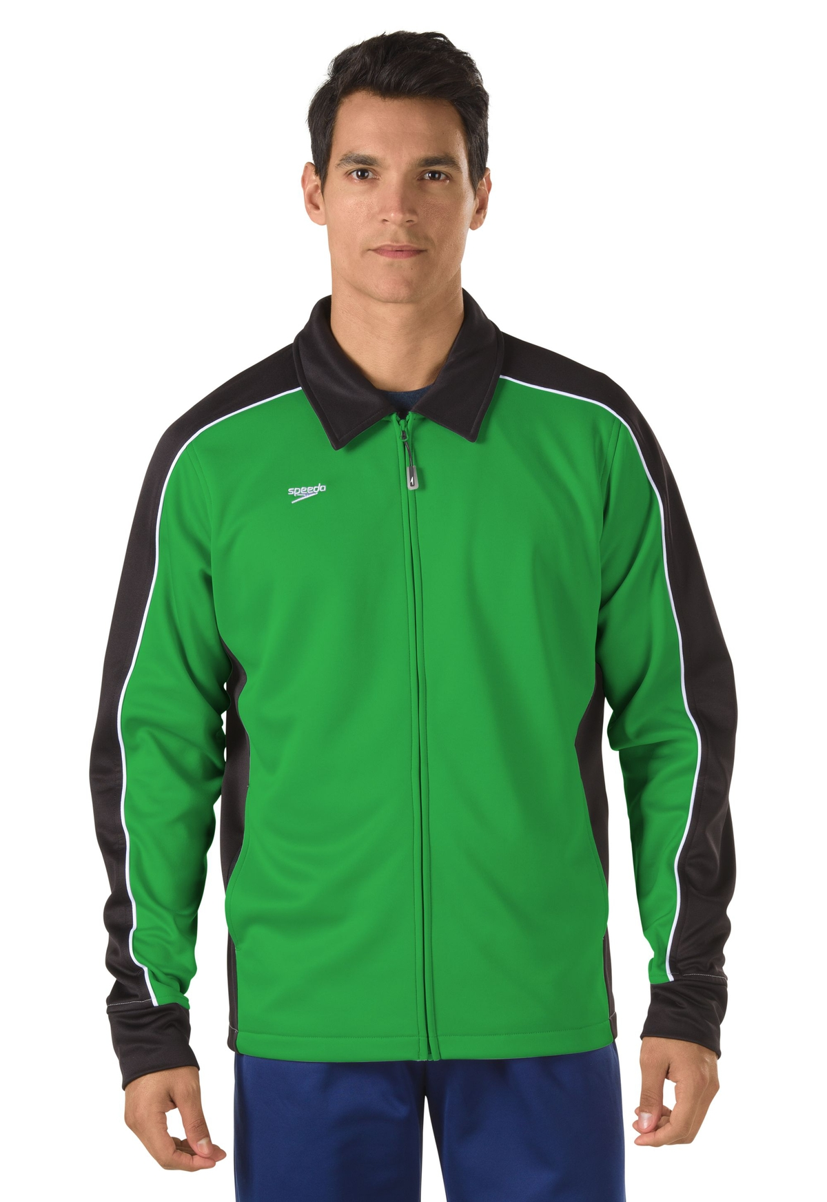 Streamline Warm Up Jacket - Male